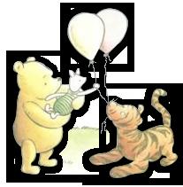 Cuddly Collectibles Gund Disney Winnie The Pooh Tigger Piglet