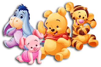 a605d634ac93 Cuddly Collectibles - Disney s Winnie the Pooh Tigger Eeyore and ...