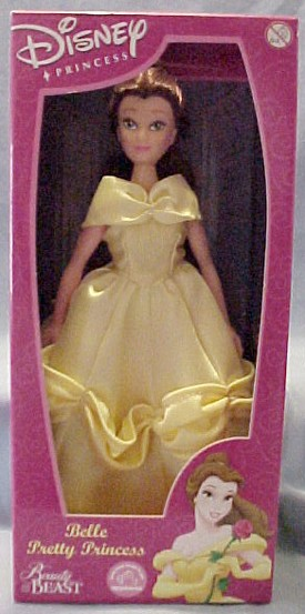 Click here to go to our Disney's Beauty and the Beast Dolls Beast and Princess Belle