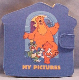Click here to go to our Playhouse Disney's Bear in the Big Blue House Whimsical Stuff