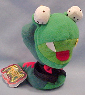 Click here to go to our Clearance Sale on Collectible Idea Factory Meanies Comical Animals