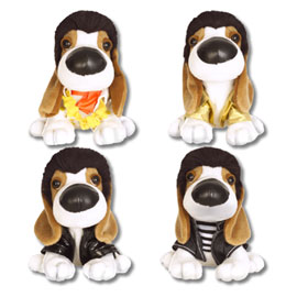 Elvis Presley Dog Costume