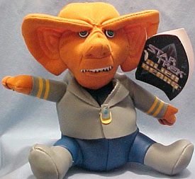 Click here to go to our Star Trek Alien Collectible Memorablia Vulcans Klingon Targs Ferengi Mugato Andorian Gorn Aliens