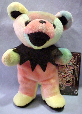 Click here to go to our Liquid Blue Grateful Dead Bean Bears by the Dozen Clearance Sale
