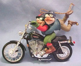 cuddly collectibles - collectible harley davidson motorcycle