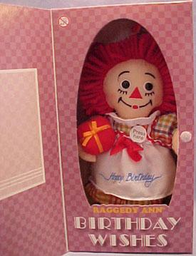 birthday raggedy