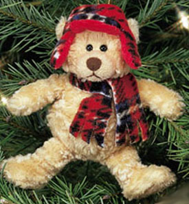 Cuddly Collectibles - Gund Christmas Teddy Bears