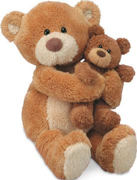 Gund Teddy Bears on Cuddly Collectibles   Gund Holiday Teddy Bears