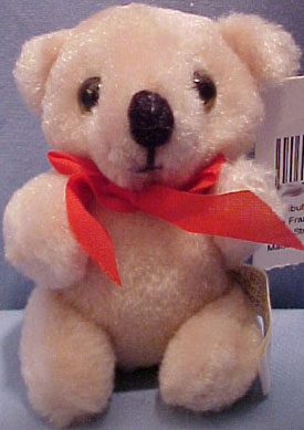 Click here to go to our Collectible Mini Plush Teddy Bears buy them individually or by the dozen