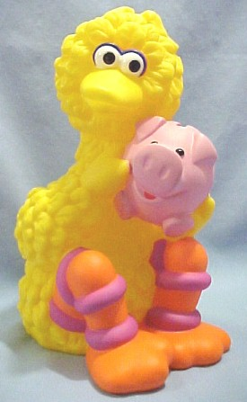Click here to go to our Collectible Sesame Street Big Bird Muppet Banks