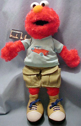 Cuddly Collectibles Collectible Sesame Street Muppets