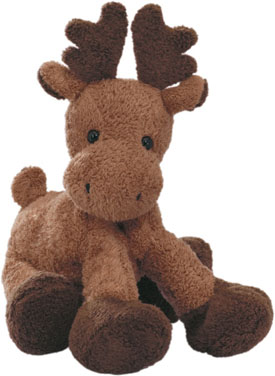 Cuddly Collectibles Plush Moose Stuffed Animals