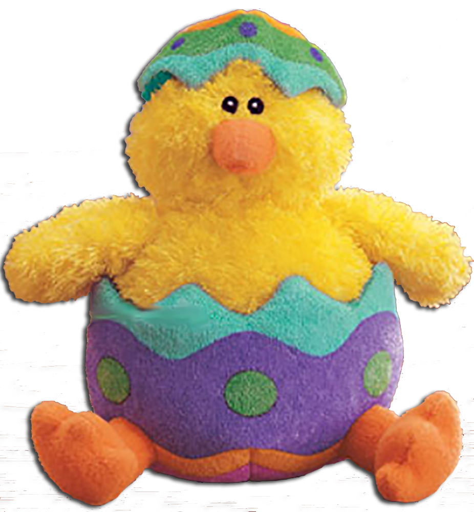 Cuddly Collectibles Easter Farm Animals Chicks Ducks Lambs And Bunnies