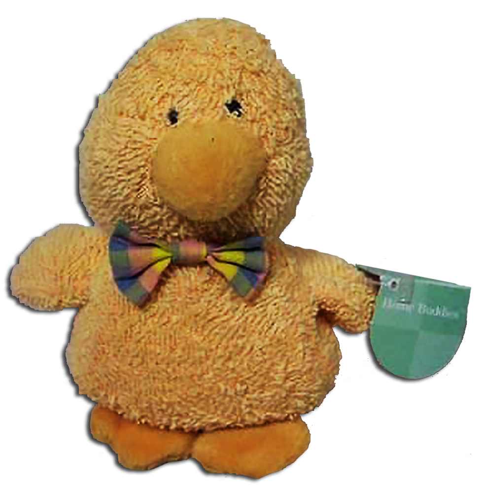 Cuddly Collectibles - Small Plush Duck and Chick Stuffed Animals