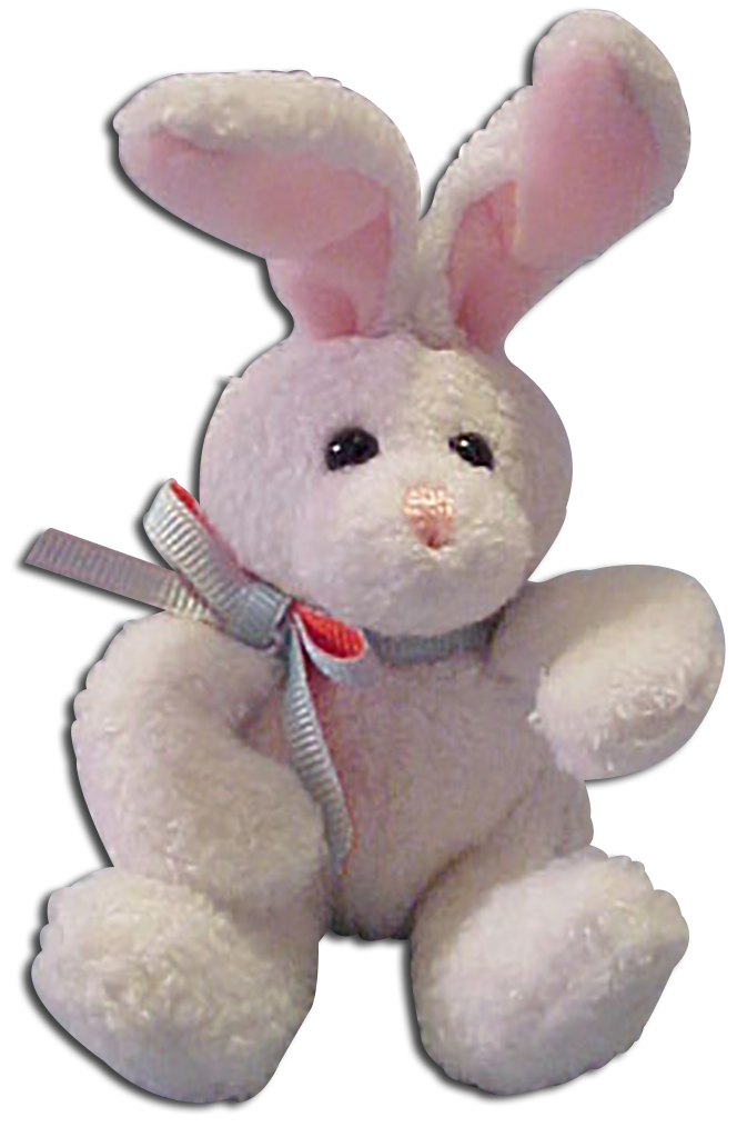 Cuddly Collectible Collectibles Mini Plush Stuffed Animal Bunny
