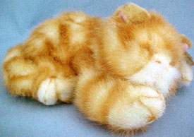 Cuddly Collectibles Small Plush Kitten And Cat Stuffed Animals