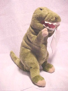 Cuddly Collectibles Dakin Plush Dinosaurs From Brachiosaurus To T Rex
