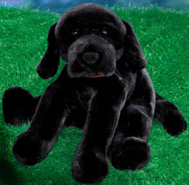 Cuddly Collectibles Large Plush Labrador Retrievers