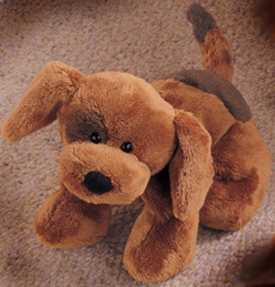 Cuddly Collectibles Medium Plush Mutt Puppy Stuffed Animals