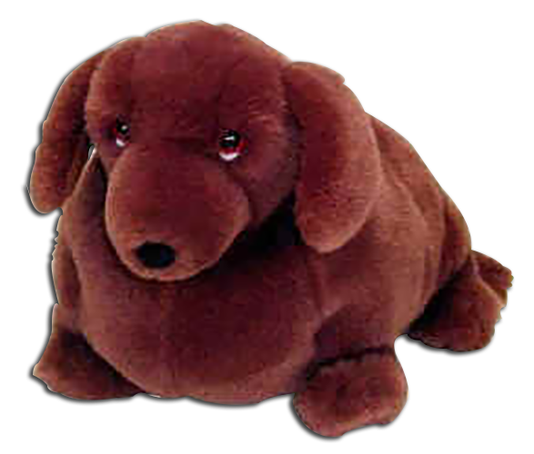 Cuddly Collectibles Dakin Pampered Pets Plush Dachshund Puppy Dog