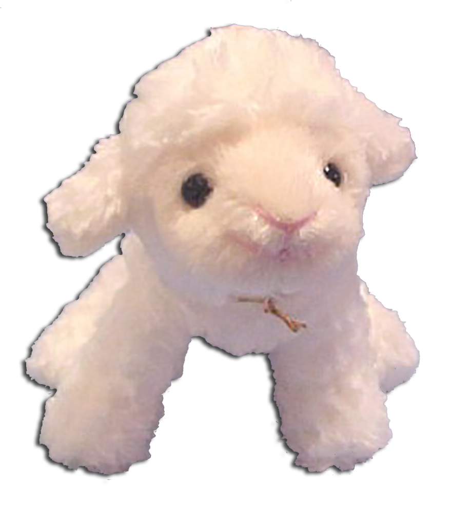 Cuddly Collectibles Small Plush Lamb Stuffed Toys