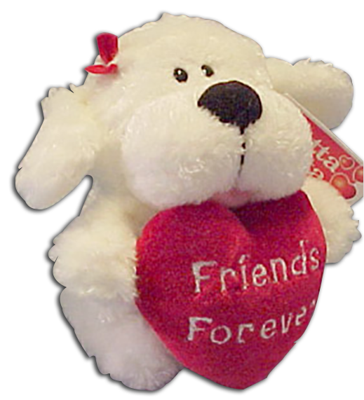 Valentine S Day Dog Toys : Cuddly collectibles plush valentines day stuffed toys