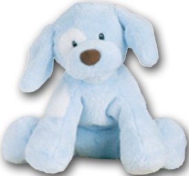 Cuddly Collectibles Plush Stuffed Animal Puppy Dogs For Baby