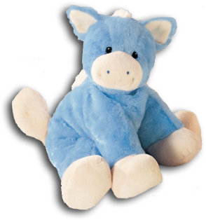 Cuddly Collectibles Baby Merchandise Plush Toys Farm Animals Cows