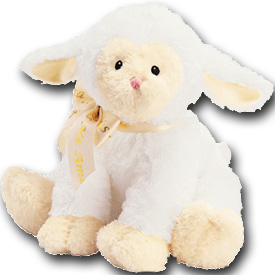 Cuddly Collectibles Cuddly Soft Religious Musical Plush Jesus