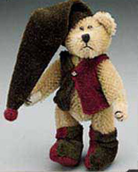 Click here to go to our selection of  Boyds Mohair Teddy Bears