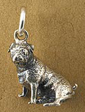 Cuddly Collectibles Boyds Sterling Silver Dog Charms