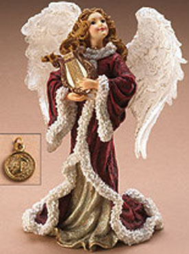 Cuddly Collectibles - Collectible Boyds Holiday Charming Angels ...