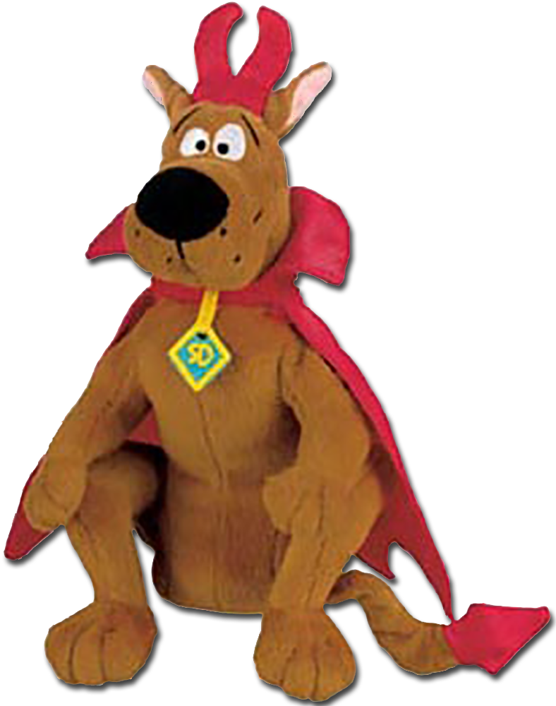 cuddly collectibles - scooby doo halloween stuffed animals