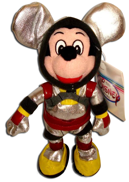 Cuddly Collectibles Mickey Mouse And Friends Stuffed Toys And