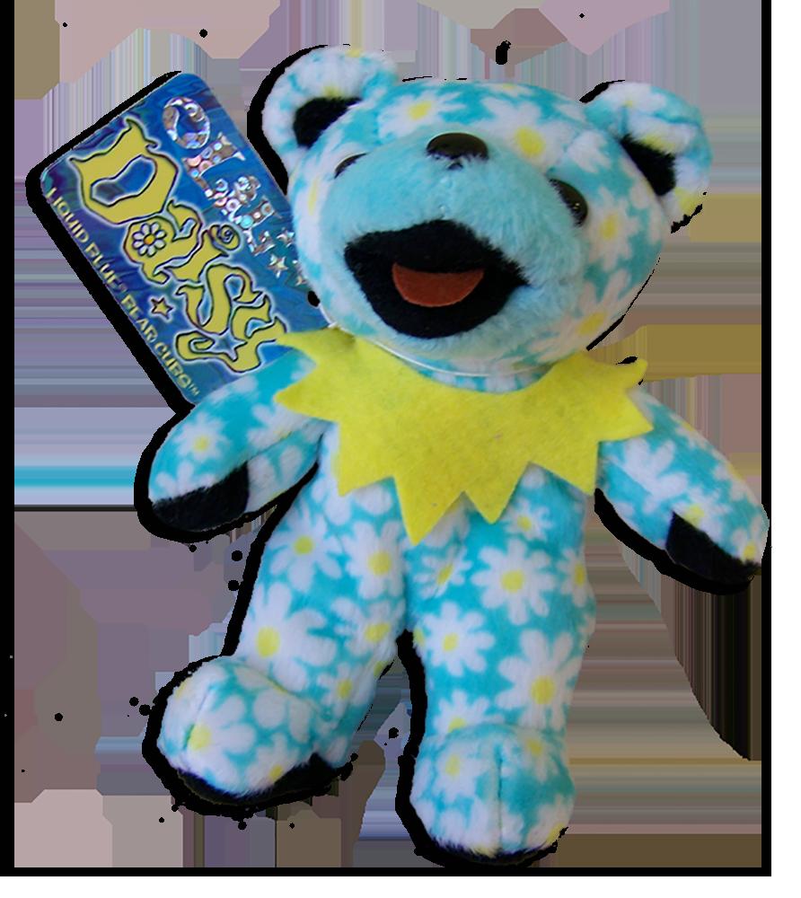 Cuddly Collectibles - Grateful Dead Mini Bean Bears Lil