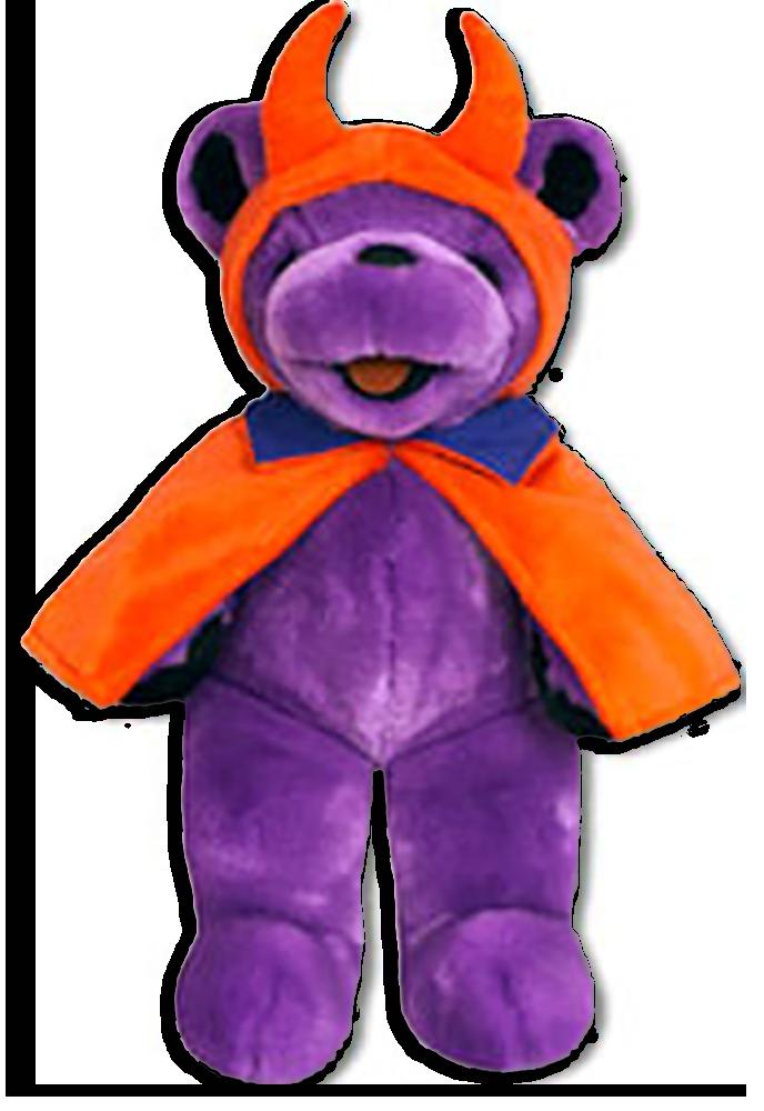 Grateful Dead Valentines Bears