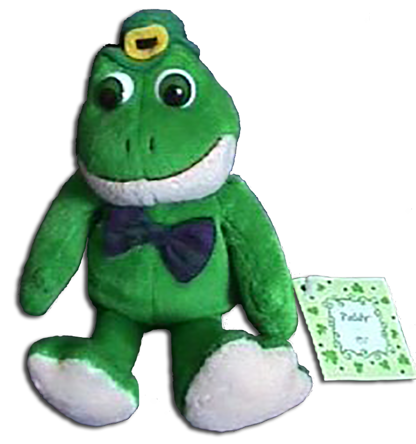 We carry a great selection of St. Patrick's Day Merchandise. From Frogs to Teddy Bears all dressed up for St Patrick's Day!