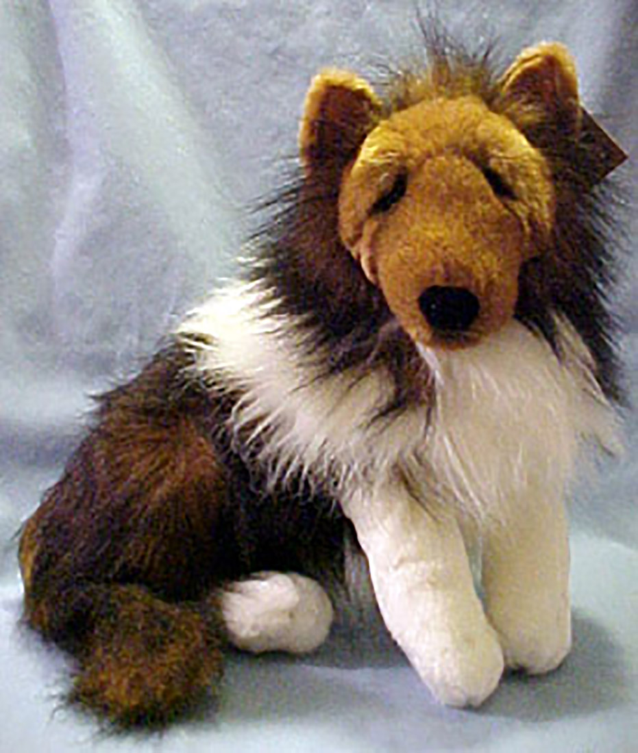 Cuddly Collectibles Lou Rankin Plush Dogs Cocker Spaniels To St