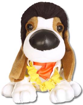 Buy Teddie B. Animated Soft Plush Toy by Cuddle Barn ... |Elvis Presley Stuff Animal
