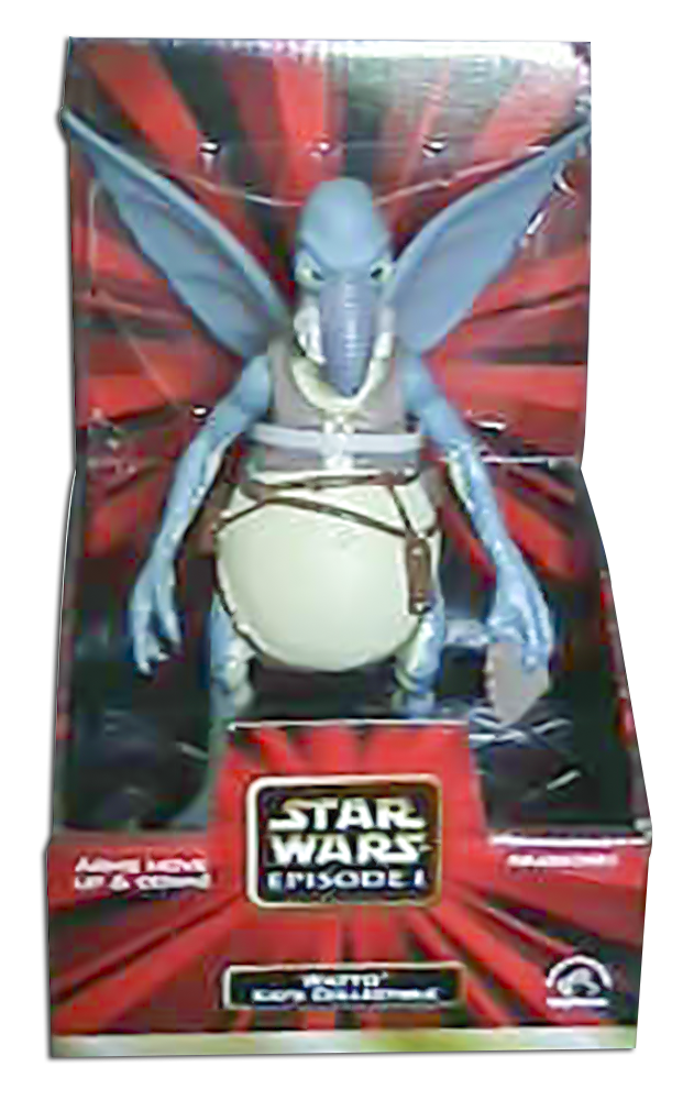 TvFilmJeux Collectible Watto Episode Star Wars Vidéo Figurine 1 RLAj54qc3S