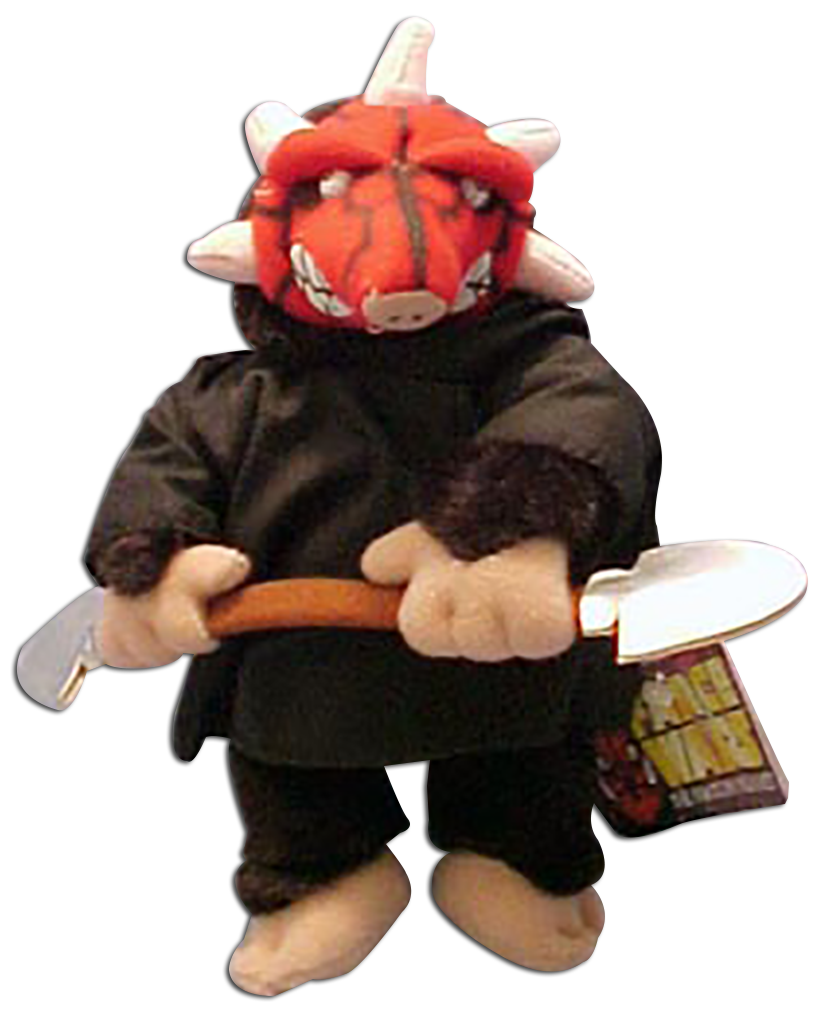 Cuddly collectibles star wars parody stuffed toys farce for Farcical parody