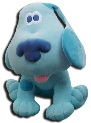 blues clues green puppy plush. Blue\u0027s Clues JUMBO Plush Stuffed Animal Blues Green Puppy