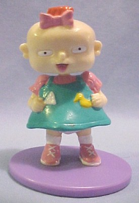 Cuddly Collectibles - Nickelodeon's Rugrats Figurines and ...