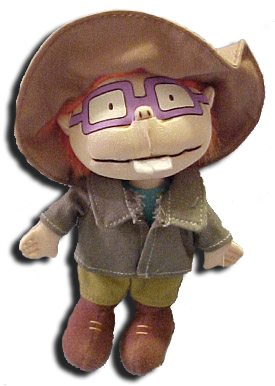 cuddly collectibles rugrats movie safari dolls tommy pickles