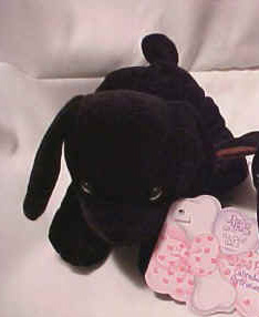 Cuddly Collectibles Precious Moments Tender Tail Puppy Dog Bean