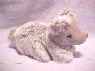 Cuddly Collectibles - Precious Moments Tender Tail Wild ...