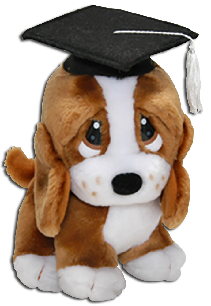 Cuddly Collectibles Sad Sam And Honey Basset Hound Plush