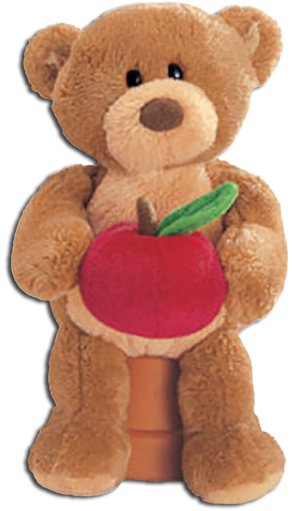 This adorable Gund Teddy Bear is ready to let a special teacher know you are thinking of them!