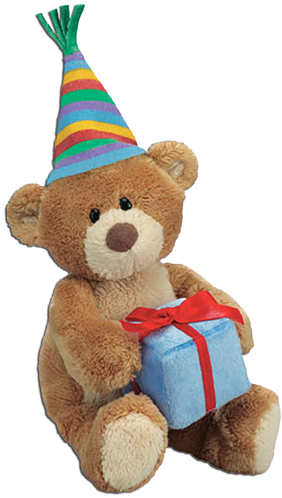Gund Thinking of You Happy Bithday Teddy Bears