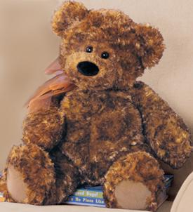 Dolls & Bears Charlie Bears Plush Bear Benson
